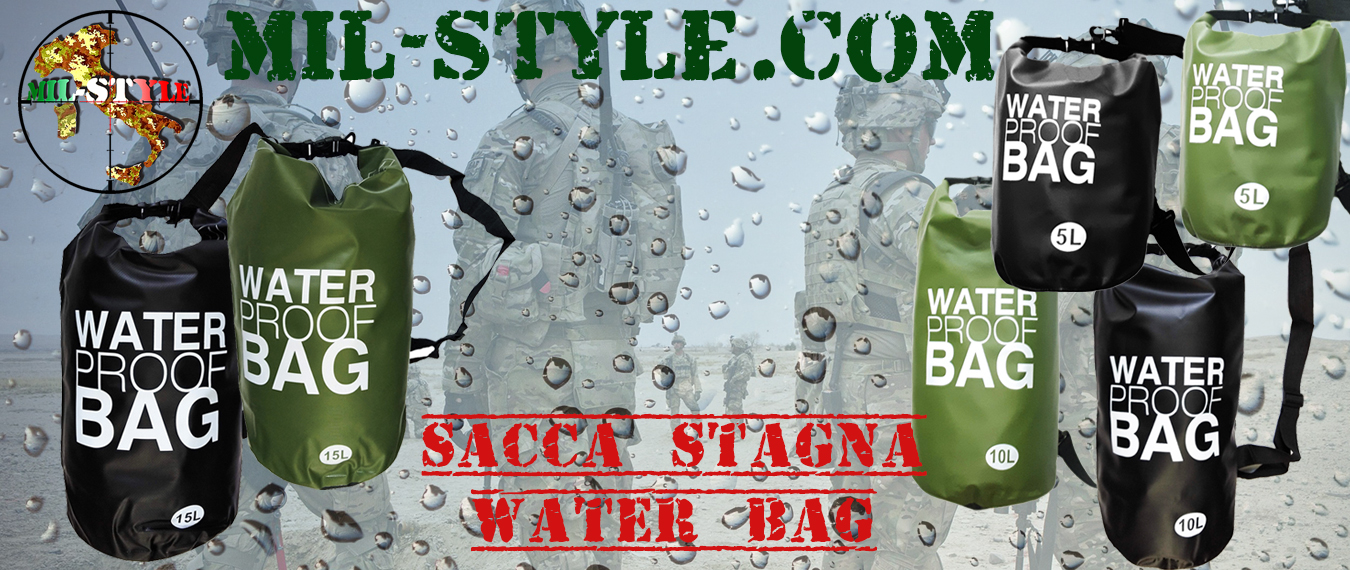 Sacca Stagna / Water Bag